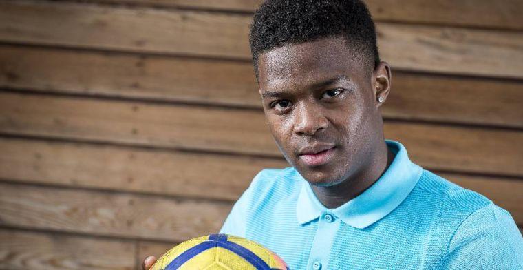 Hertha BSC trapt op de rem met Redan: 'Hij moet eerst tot rust komen'
