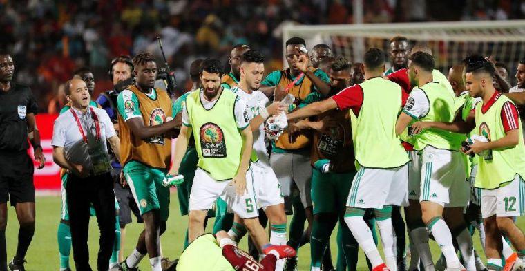 Algerije wint opgefokte Afrika Cup-finale na vroeg openingsdoelpunt