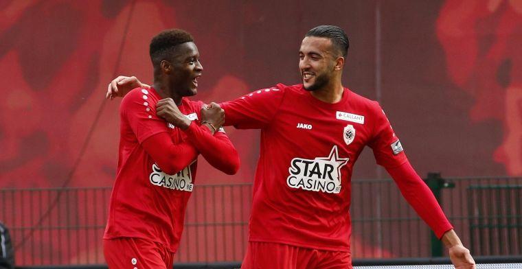 'Antwerp heeft overbodige aanvaller gesleten bij ploeg van Ferrera'