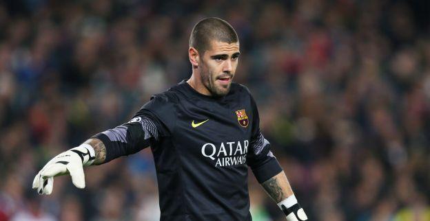 OFFICIEEL: Valdes (ex-Standard) keert terug bij FC Barcelona als jeugdtrainer