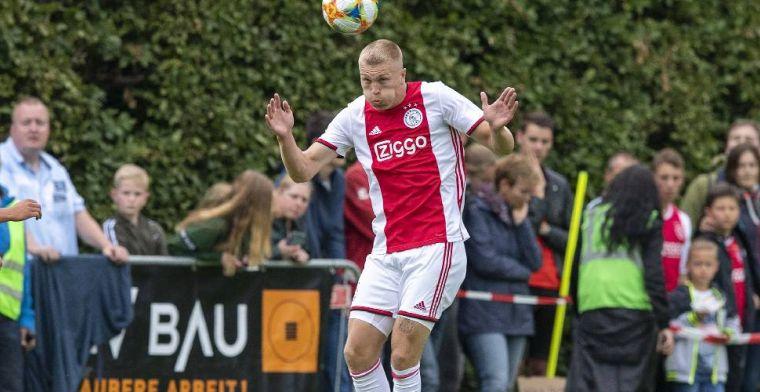 Ajax verkoopt Kristensen: Ik ben erg blij en kijk uit naar deze uitdaging