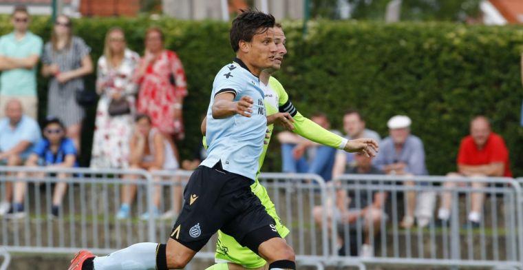 'Club Brugge neemt beslissing, Vossen mag vertrekken bij Blauw-Zwart'