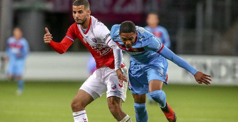 Jonker shopt met Telstar bij FC Utrecht: Geen perspectief op speeltijd