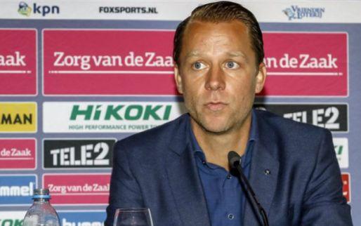 Afbeelding: Zuidam: 'Dat heeft Ajax internationaal laten zien en wij in Nederland'