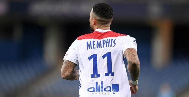 La Repubblica: 'AC Milan spreekt met management van Memphis'