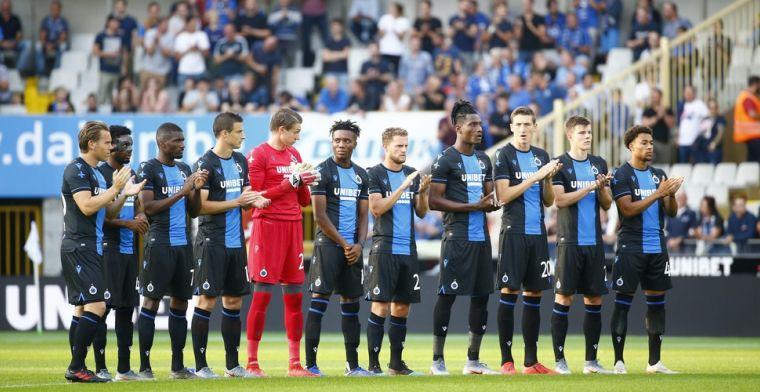 Nieuweling bij Club Brugge verbergt ambitie niet: Alles winnen