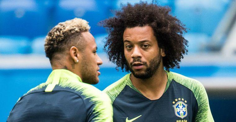 Marcelo zet deur wagenwijd open voor Neymar: 'Voor mij beter dan Hazard'