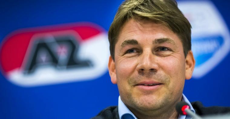 'Van AZ naar Feyenoord is op dit moment geen grote sportieve vooruitgang'