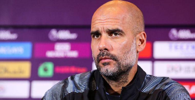 Guardiola reageert op City-geruchten en deelt sneertje uit aan Bayern München