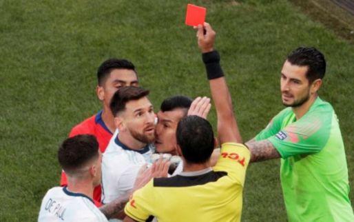 Afbeelding: Messi en Argentinië zien bui al hangen en maken knieval naar CONMEBOL