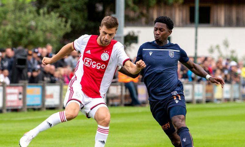 Afbeelding: Feyenoord gaat niet in op Elia-flirt: 'Op een vriendelijke manier gezegd'