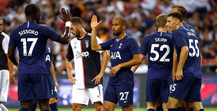 Déjà vu voor De Ligt op debuut: Tottenham Hotspur pakt zege in blessuretijd