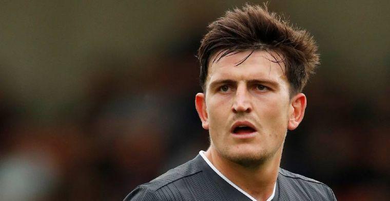 'Manchester United en Leicester City akkoord: 89 miljoen euro voor Maguire'