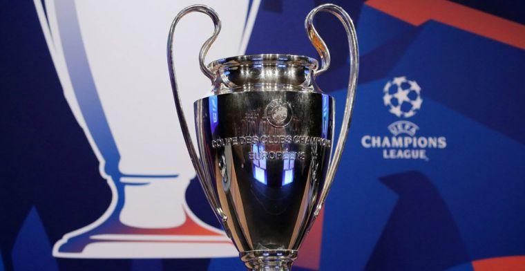 LIVE: loting derde voorronde Champions League met Ajax en PSV (gesloten)