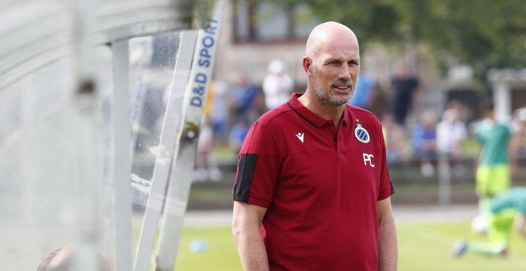 Clement over de kansen tegen Dynamo Kiev: Ploeg inschatten is moeilijk