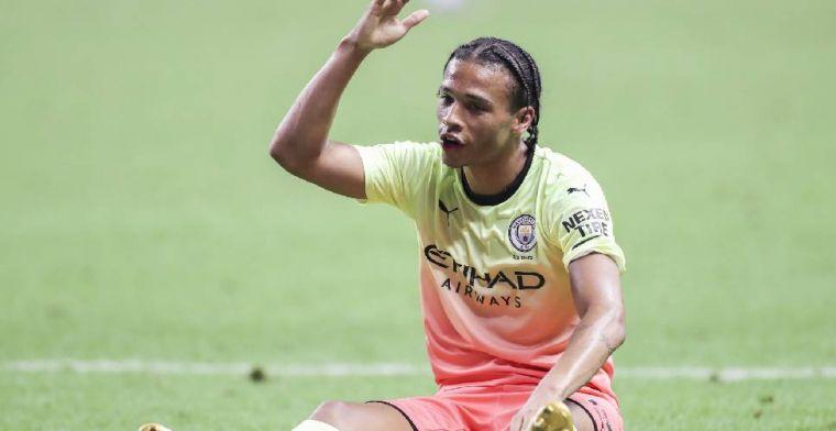 'Bayern München zet eerste stap en praat met Sané, City wil negencijferig bedrag'
