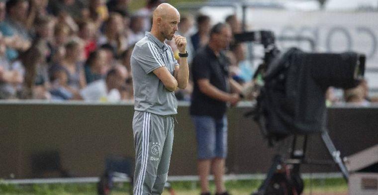 Ajax maakte afspraken met Scherpen, Ten Hag looft Martinez: Bepaalde rust
