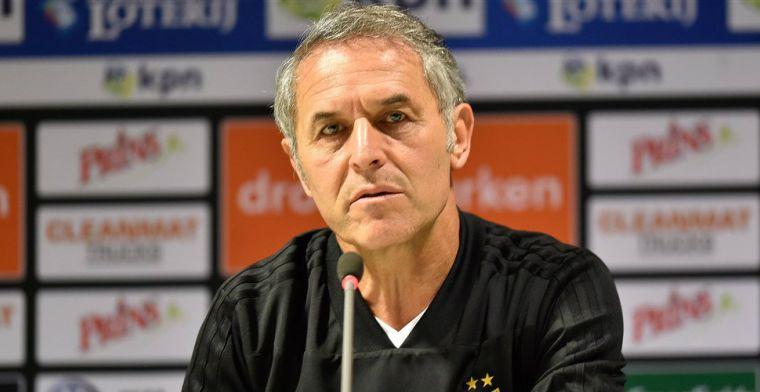 FC Basel-trainer wijst naar gemis voor PSV: 'Een speler die heel bepalend was'