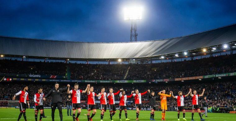 'Argentijns talent staat op de radar bij Feyenoord en bracht bezoek aan Rotterdam'