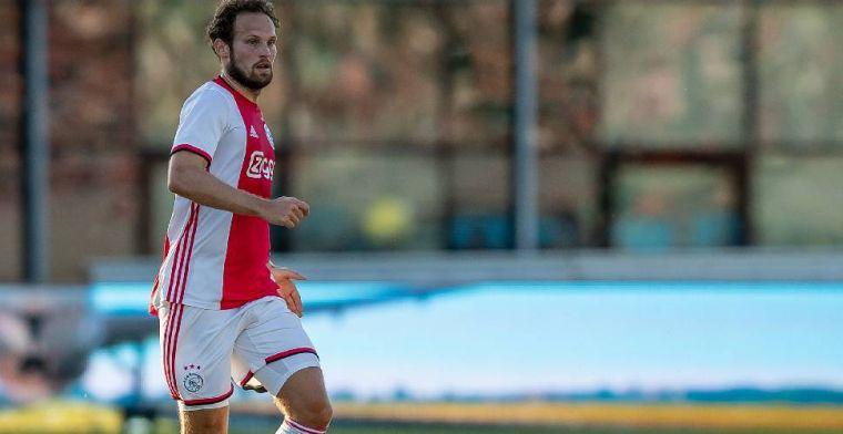 Blind hoopt op aanvoerdersband Ajax: Dat zijn allemaal punten