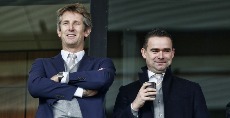'Ajax betreedt 'exclusief domein' van PSV, Overmars en Veldmate gelukkig'