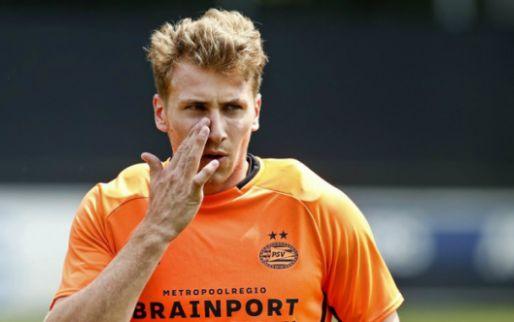 Afbeelding: PSV-talent Verreth (21) houdt het na twaalf jaar voor gezien in Eindhoven