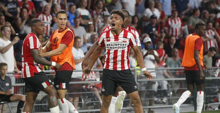 Conclusies na PSV - Basel: verdediging zéér kwetsbaar, magistrale Malen redt PSV