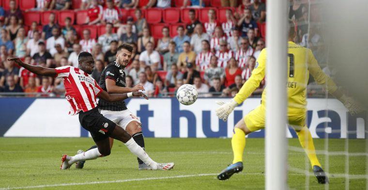 LIVE: Malen schiet PSV naar zege met heerlijke bal achter het standbeen (gesloten)
