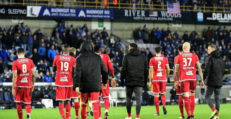 Prognose 19/20: Royal Antwerp FC maakt pas op de plaats