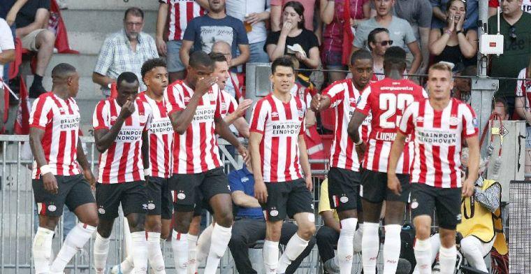 Wat een wedstrijd: PSV buigt achterstand in extremis om en wint van FC Basel