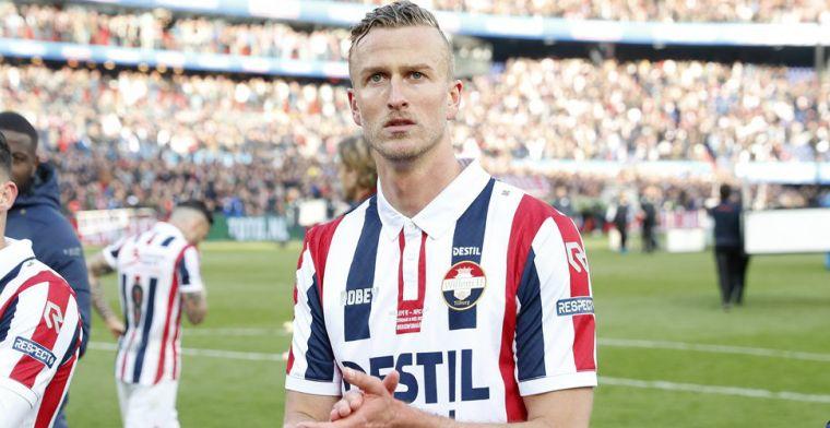 BD: Meissner wordt ploeggenoot van Van Nieff en levert Willem II transfersom op