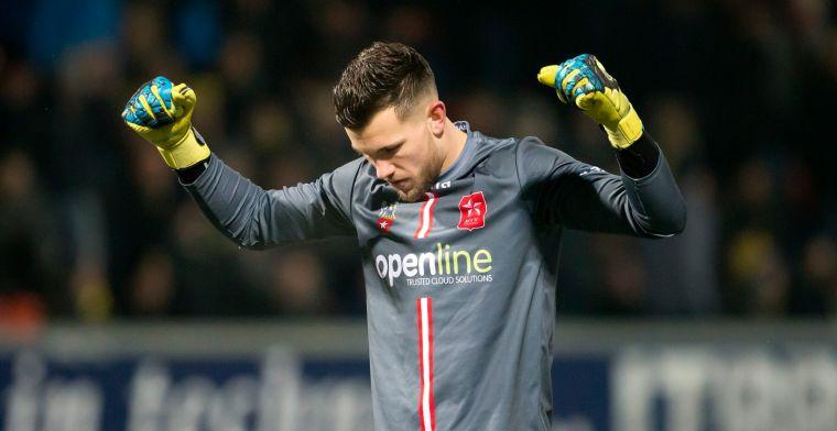 Daily Mail: Sheffield United wil Premier League in met Dutch goalkeeper