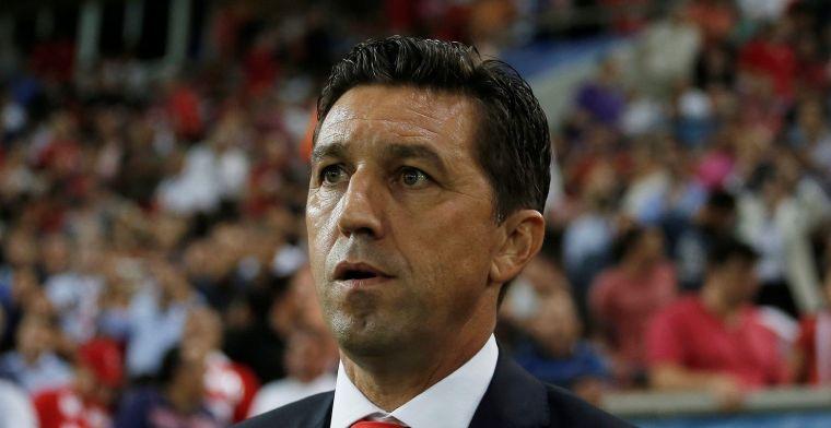 'Anderlecht liep afgelopen zomer een blauwtje bij ex-trainer Hasi'
