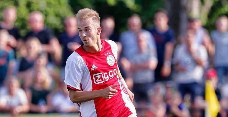 'In die vier seizoenen bij Ajax hoorde ik voor mijn gevoel nergens echt bij'