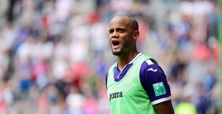 Anderlecht verrast, Kompany wordt geen aanvoerder: Hij wordt sowieso de leider