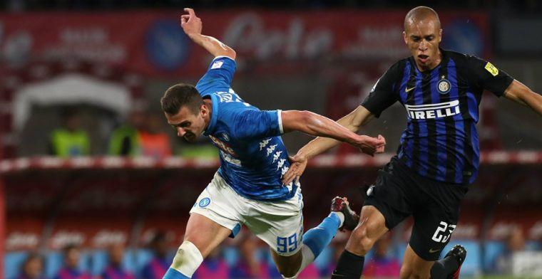 OFFICIEEL: Santini krijgt bij transfer naar China ploegmaat van Inter