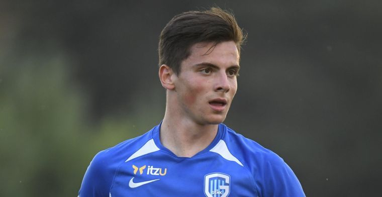 OFFICIEEL: Dante Vanzeir (KRC Genk) heeft zijn transfer naar KV Mechelen beet