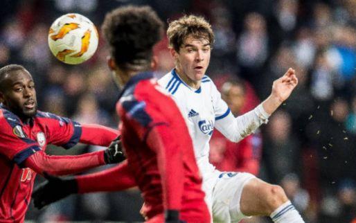 Afbeelding: 'Schreuder gaat aan de haal met aan Ajax en PSV gelinkte Skov: 9 miljoen euro'