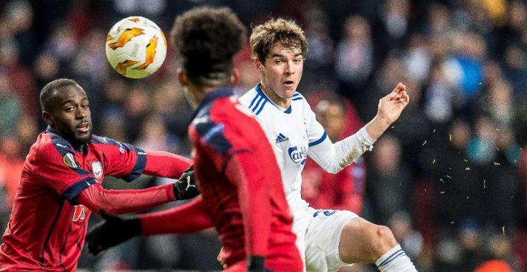 'Schreuder gaat aan de haal met aan Ajax en PSV gelinkte Skov: 9 miljoen euro'
