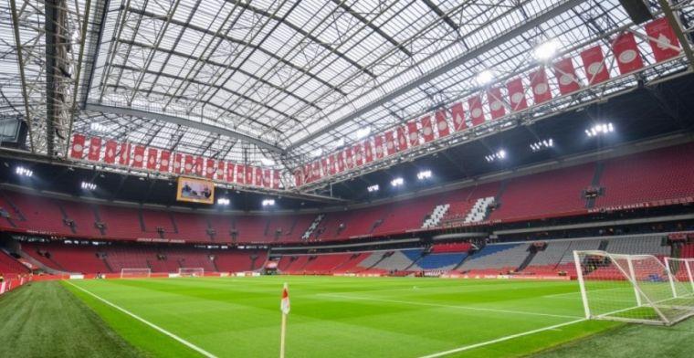 'Ajax stelt één debutant per linie op: toernooigangers nog niet in de basis'