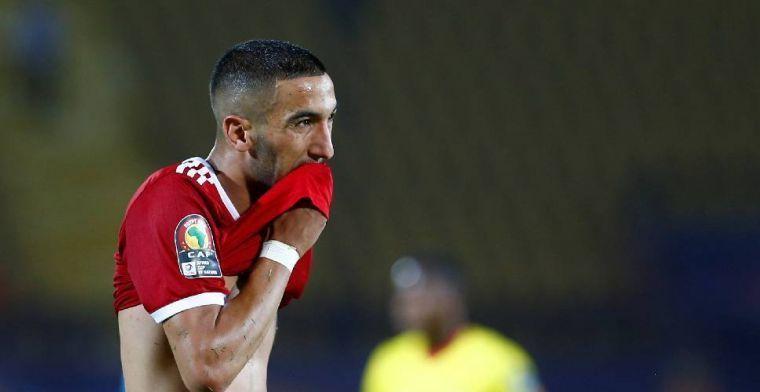 Atlético Madrid ziet in Ziyech alternatief voor James