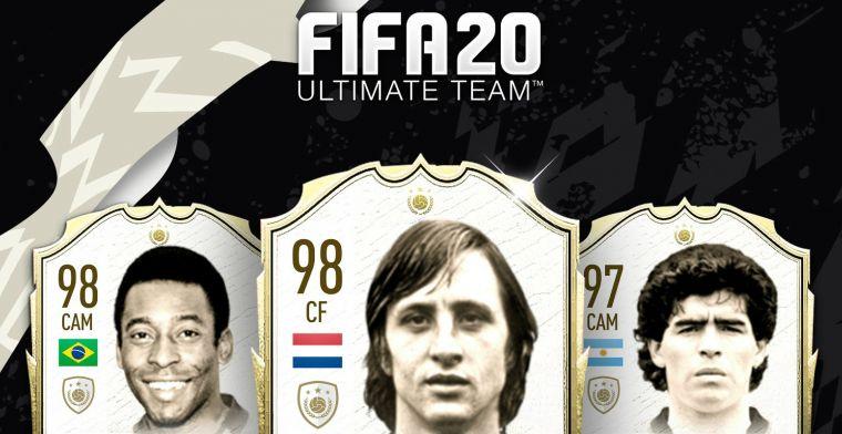 Petitie voor #Cruyff98 in FIFA 20: Swart, Koeman en Heitinga steunen initiatief