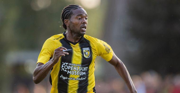 Update: 'Ook Nelom houdt geen contract over aan proefperiode bij Vitesse'