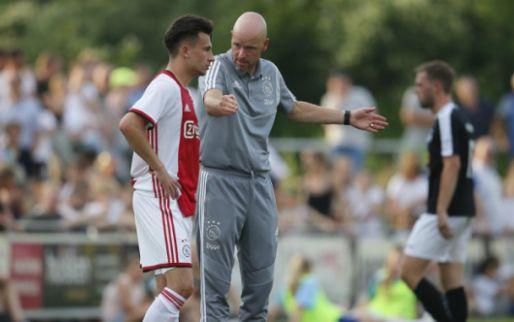 Afbeelding: Ten Hag kiest voor teruggekeerde Tagliafico en Mazraoui in basiself Ajax
