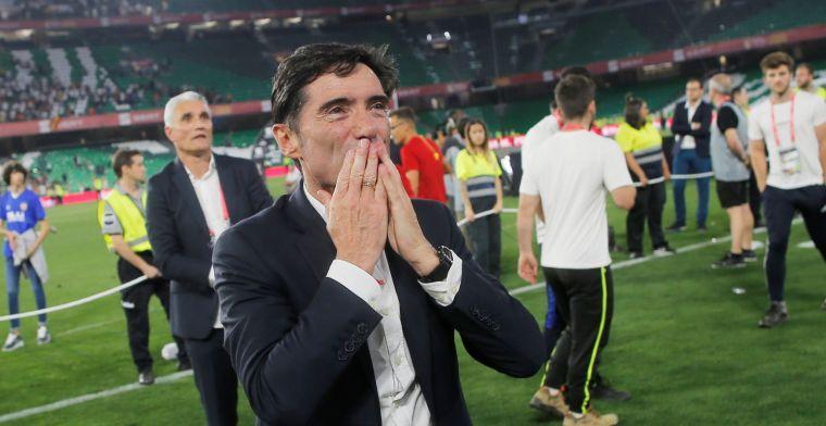 'Grote onrust bij nieuwe club Cillessen: ruziënde directeur weg, trainer stapt op'