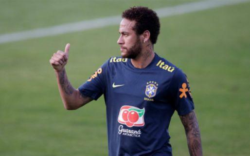 Afbeelding: 'Politie kan geen bewijs vinden, Neymar vrijgepleit in verkrachtingszaak'