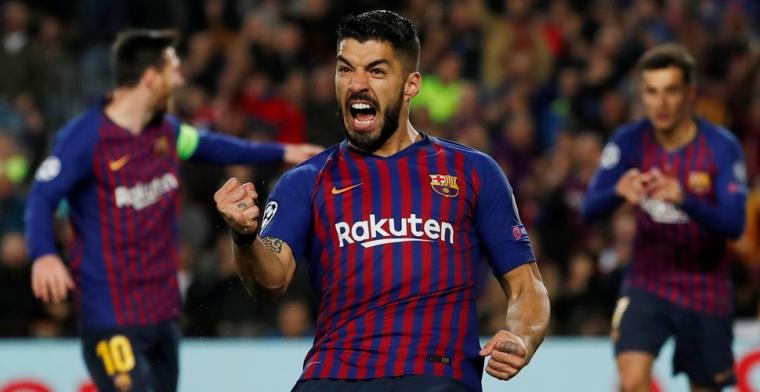 Ajax-terugkeer Suárez niet uitgesloten: 'Geld om dat te realiseren is voorhanden'