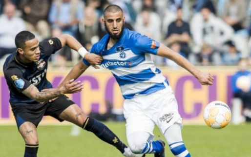 Afbeelding: 'El Jebli kan wellicht de Champions League in; De Graafschap wacht gespannen af'