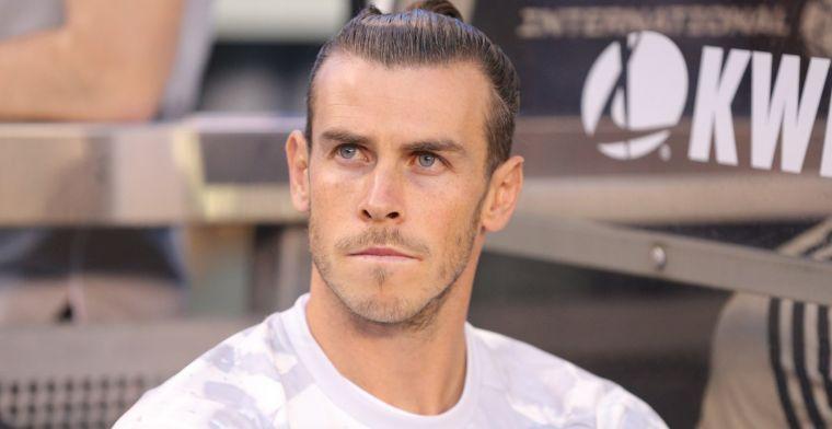 'Bale betrapt tijdens golfen terwijl Real-ploeggenoten verloren van Tottenham'