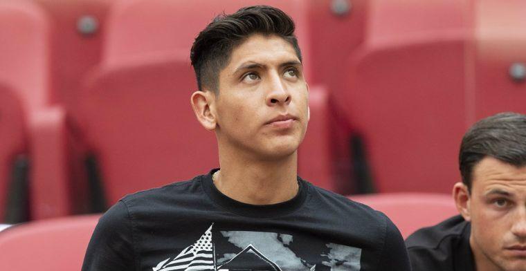 'Snelle werkvergunning Álvarez meevaller voor Ajax, stopper speelt wellicht in CL'
